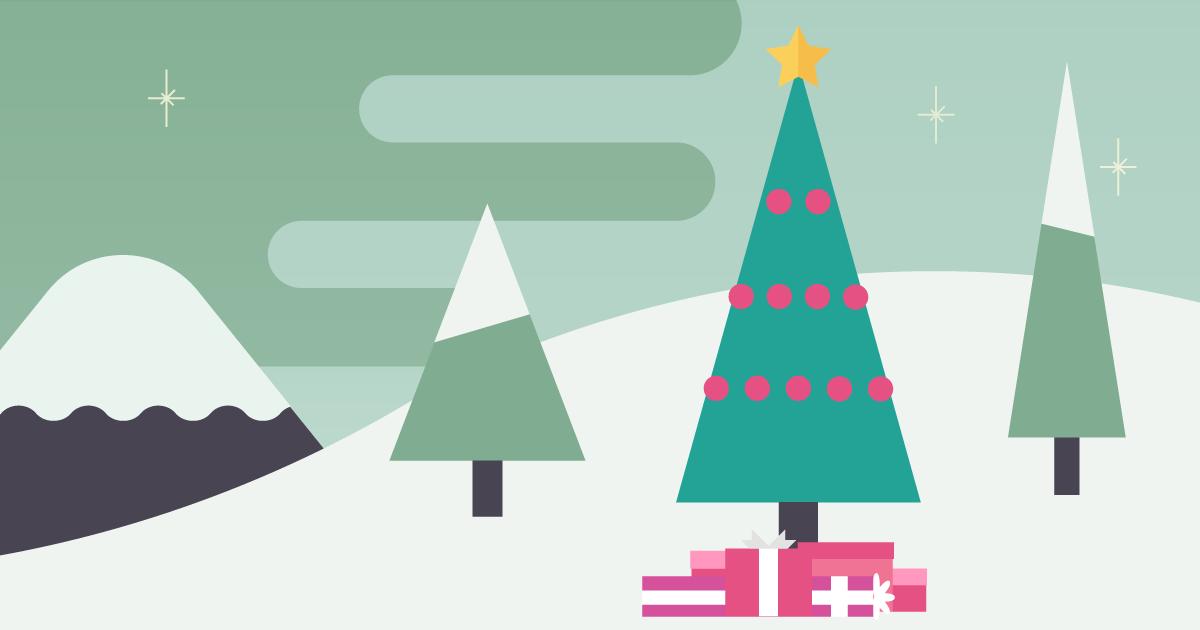 Tage bis Weihnachten - Countdown bis 24. Dez 2018