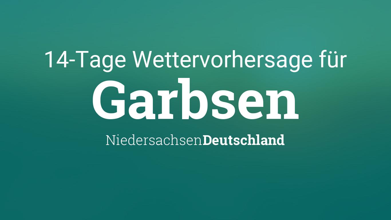 14 Tage Wetter Für Garbsen Niedersachsen Deutschland