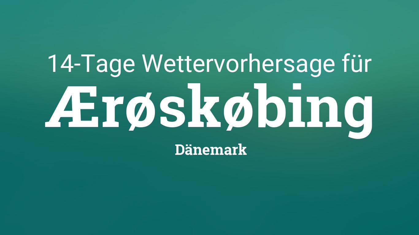 Wetter Fanö Dänemark 14 Tage