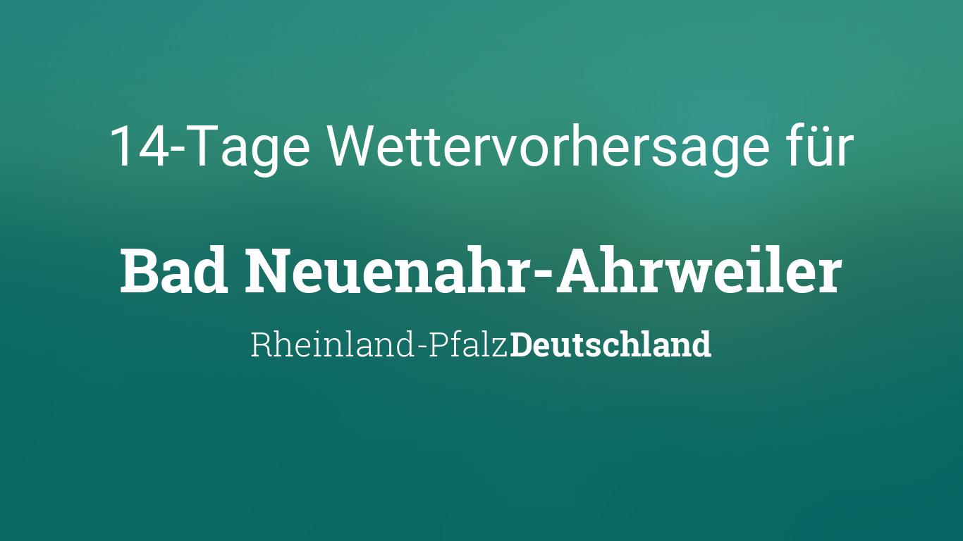 Wetter Ahrweiler