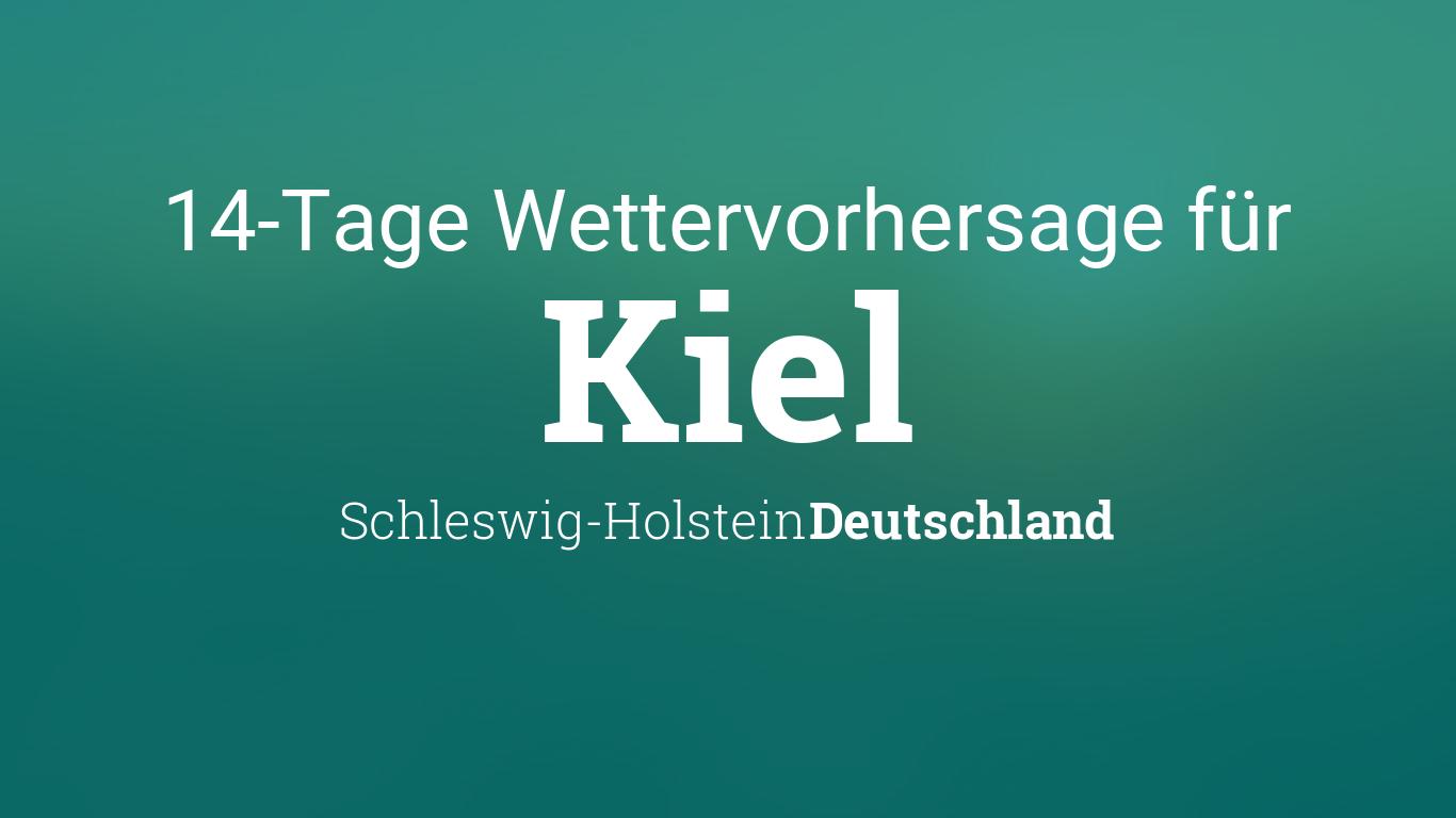 Kiel Wetter 14 Tage