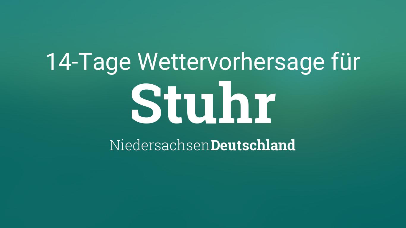 Wetter Niedersachsen 14 Tage