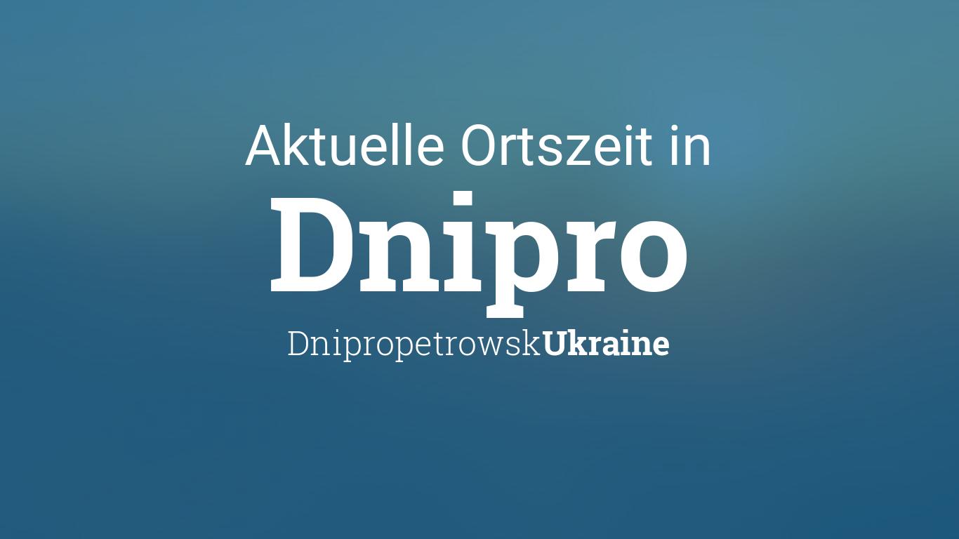 Ukraine Uhrzeit