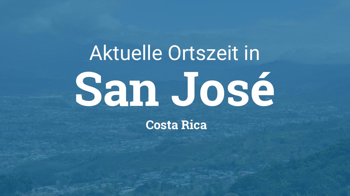 Uhrzeit In Costa Rica