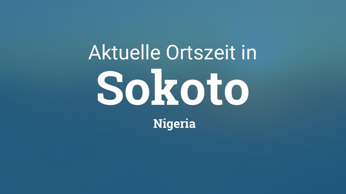 Uhrzeit Nigeria