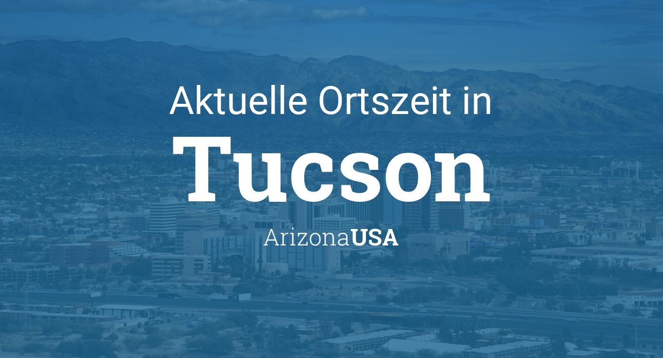 Uhrzeit Arizona Usa