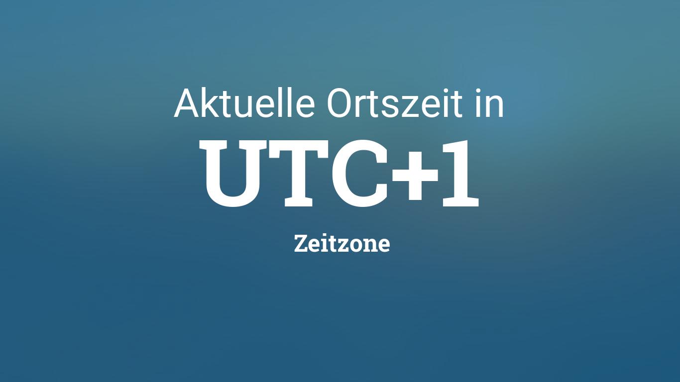 Zeitzone Utc 2