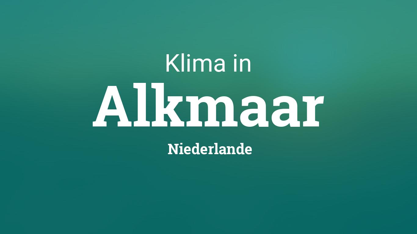 Wetter Alkmaar