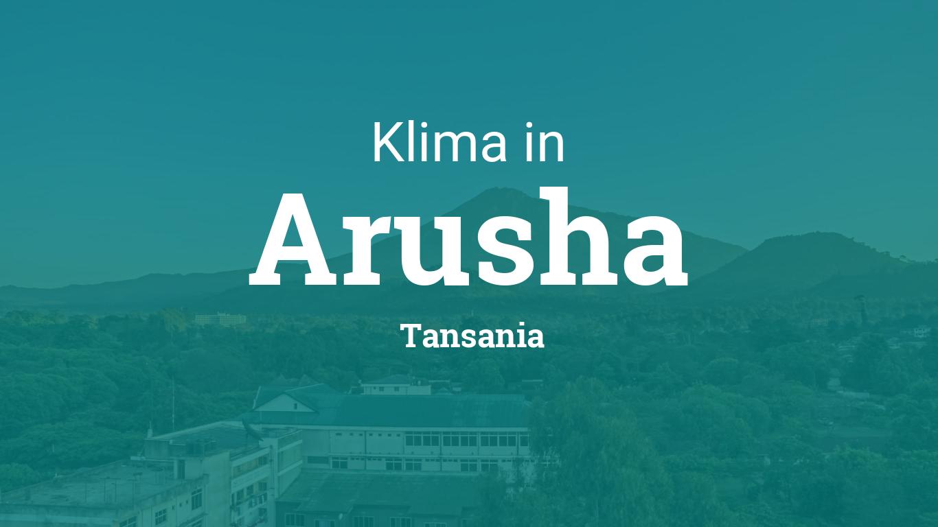 Wetter Arusha