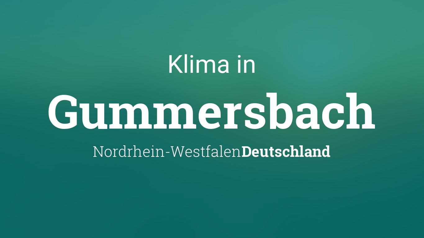 Wetter In Gummersbach
