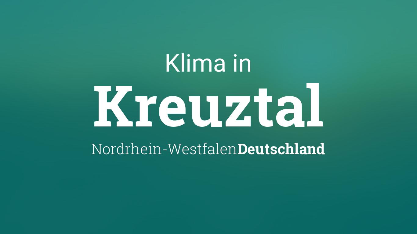 Wetter In Kreuztal