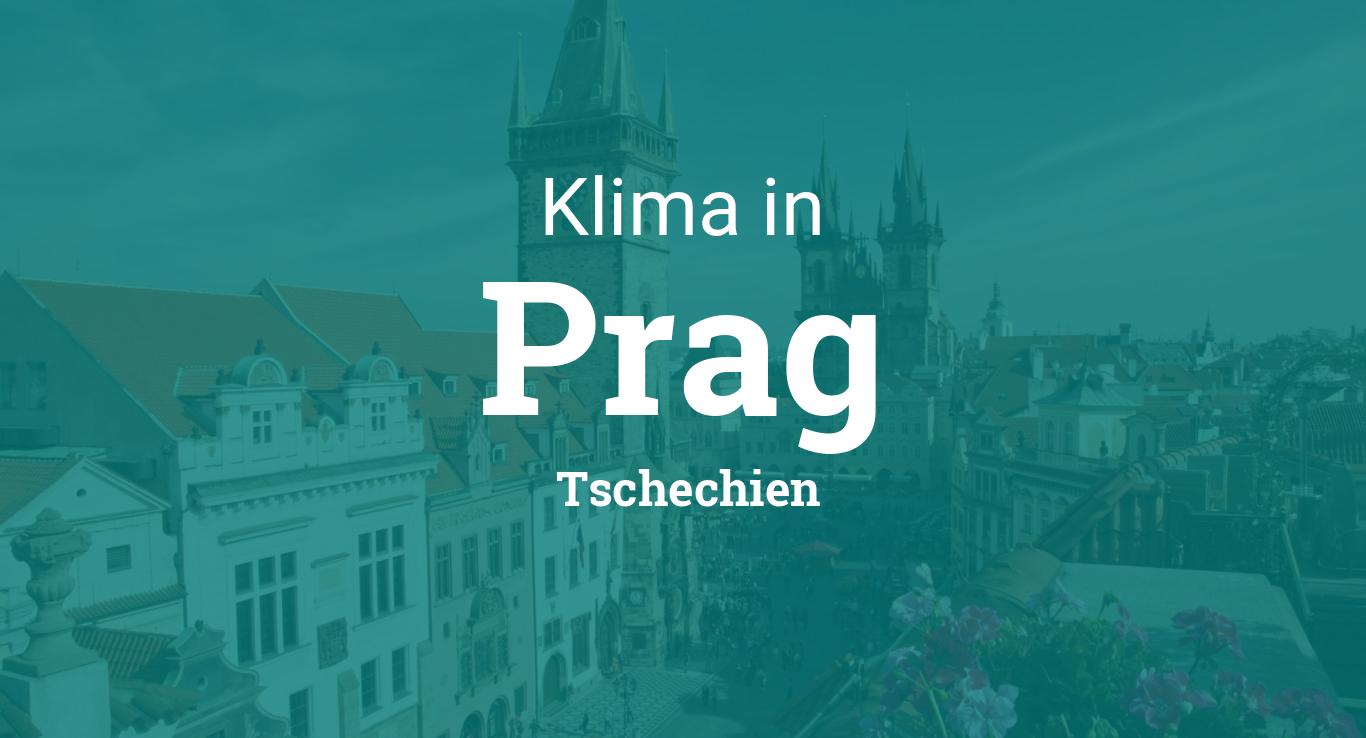 Wetter Prag 7 Tage
