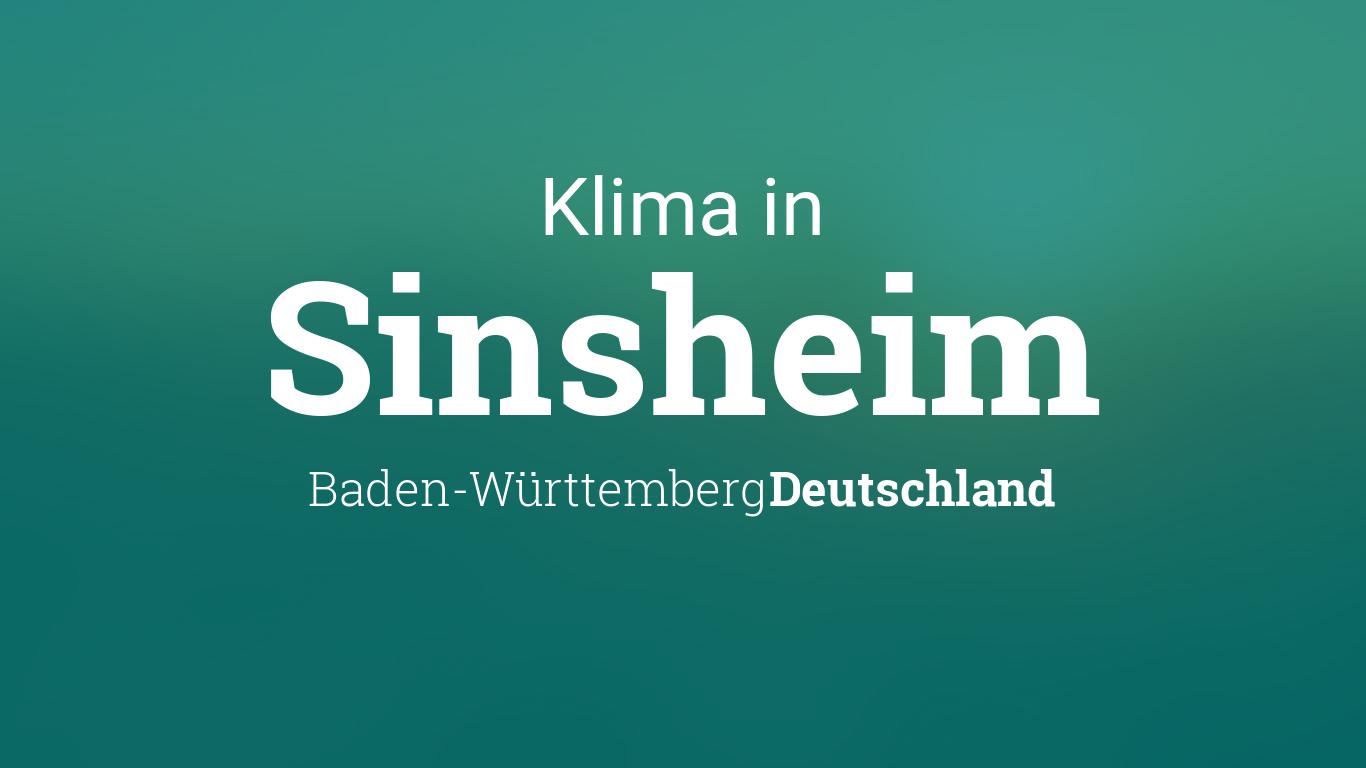 Sinsheim Wetter 7 Tage