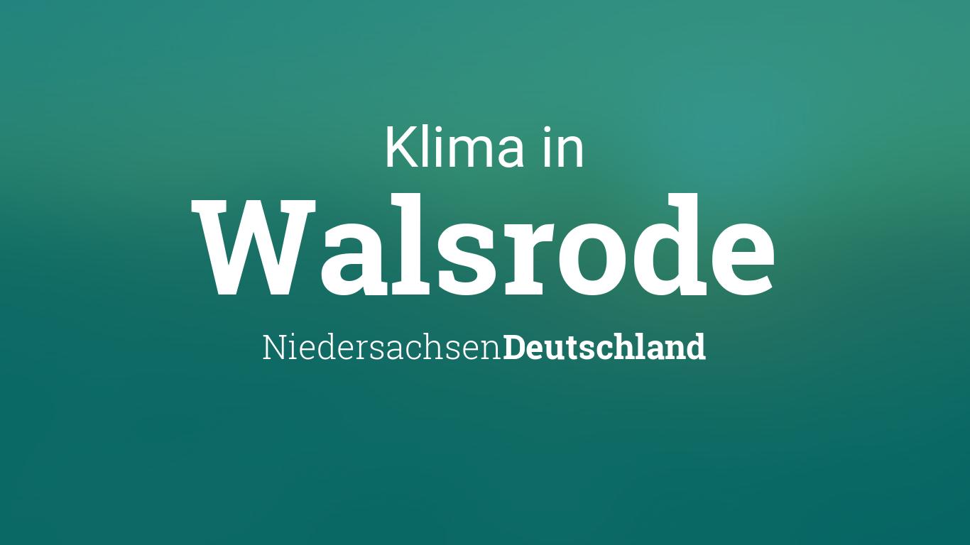 Walsrode Wetter