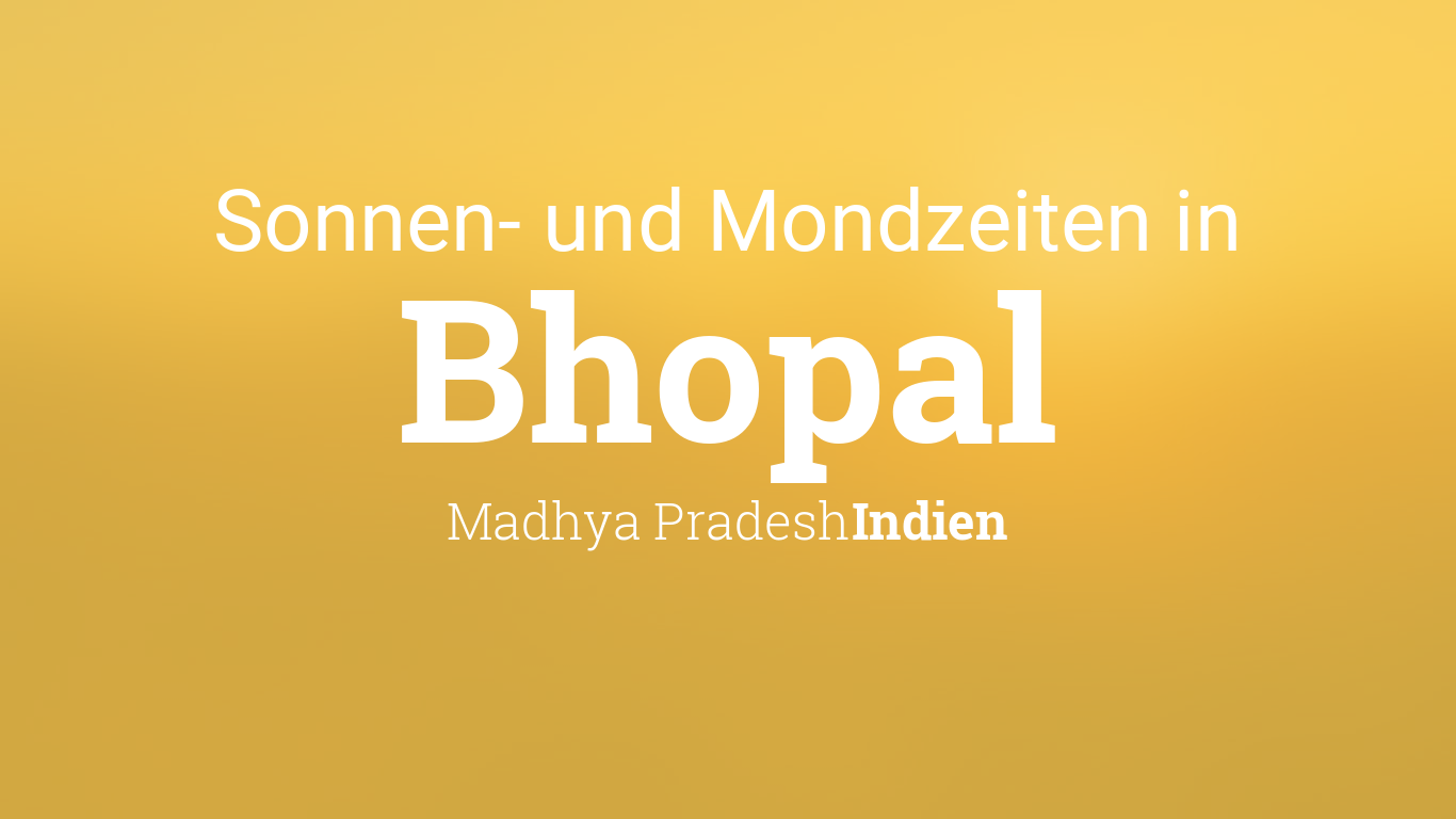 Bhopal-Dating-Ort