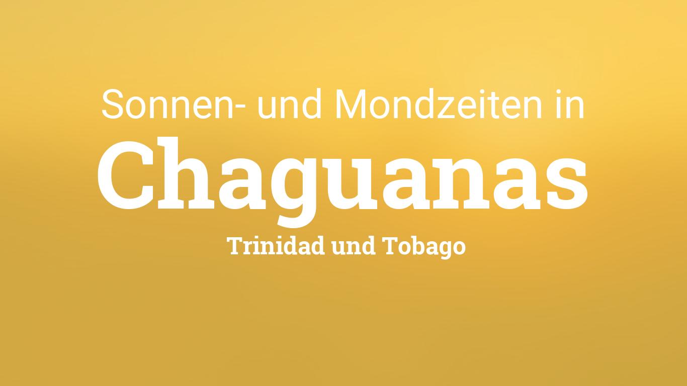 sonne mond mondphase heute in chaguanas trinidad und tobago. Black Bedroom Furniture Sets. Home Design Ideas