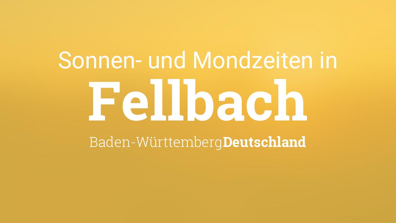 Wetter Heute Fellbach