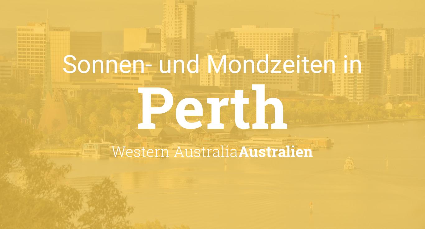 Dating-Seiten in der Perth australia