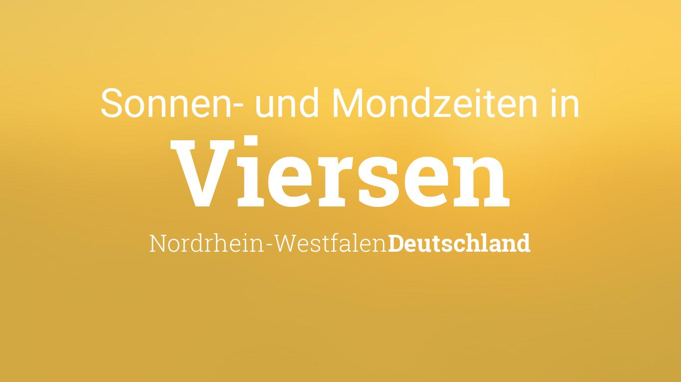 sonne mond mondphase heute in viersen nordrhein westfalen deutschland. Black Bedroom Furniture Sets. Home Design Ideas
