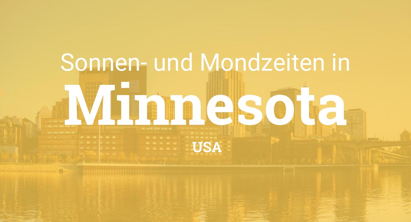 Minneapolis Uhrzeit