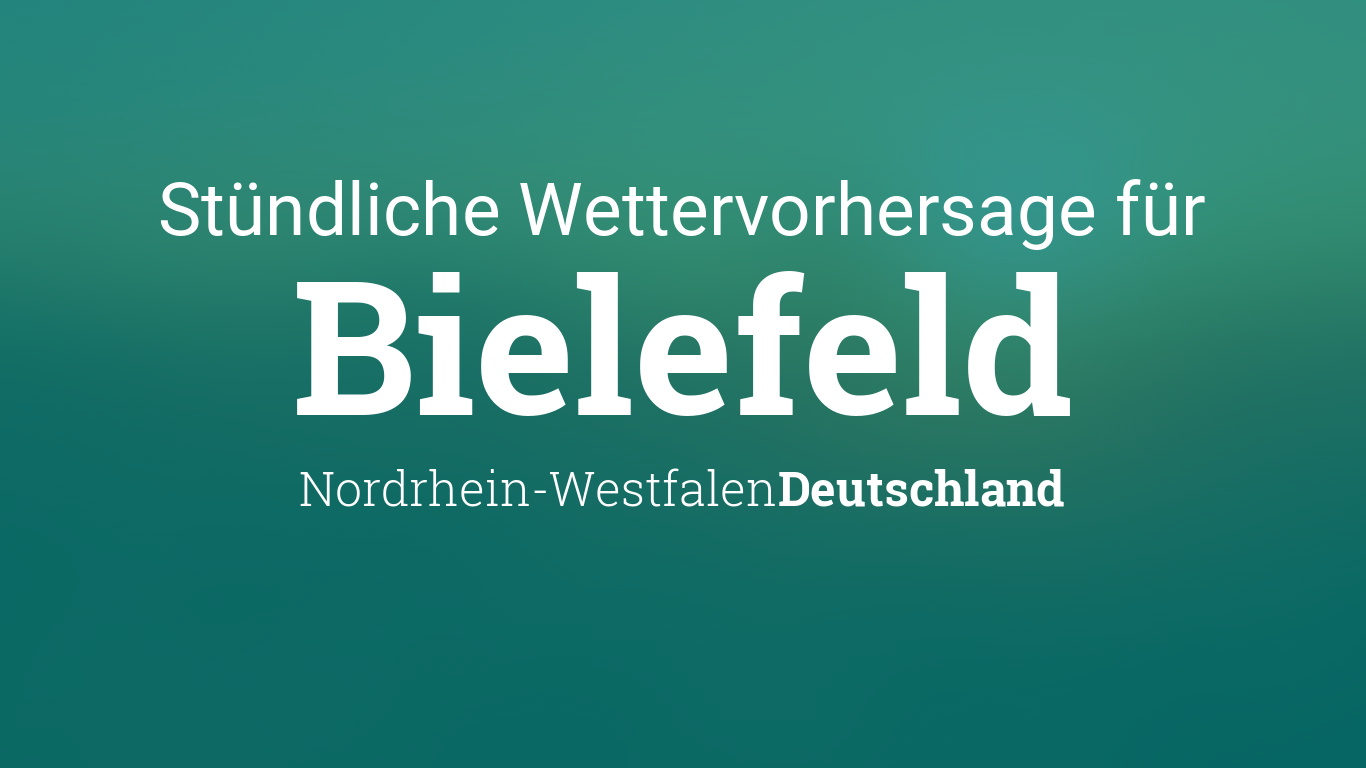 Wette Bielefeld