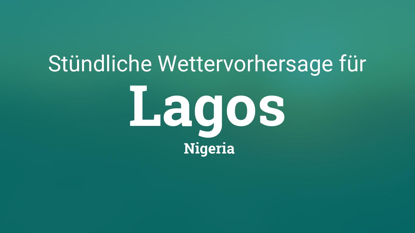 Lagos Wetter