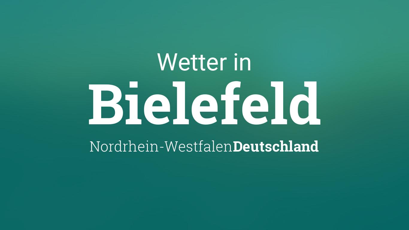 Wetter Morgen Bielefeld