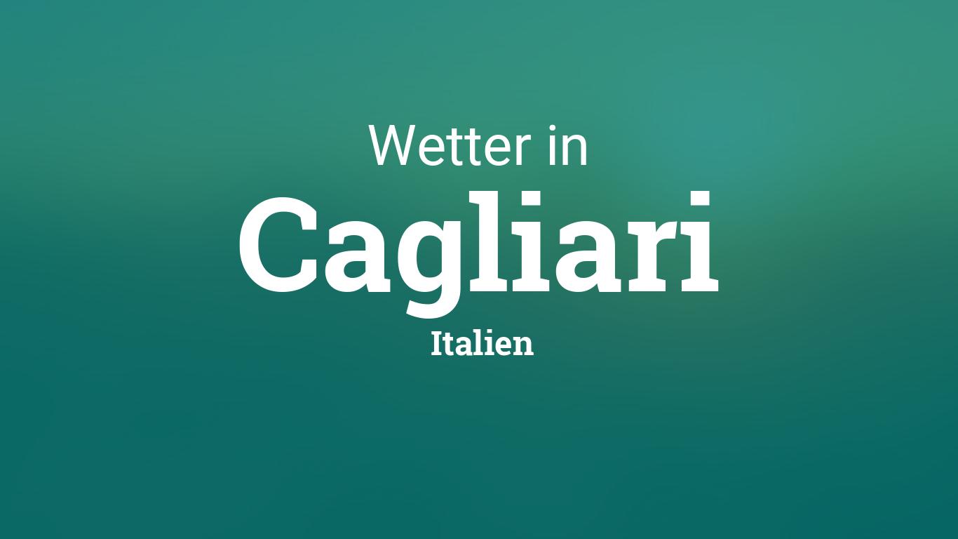 Wetter Cagliari