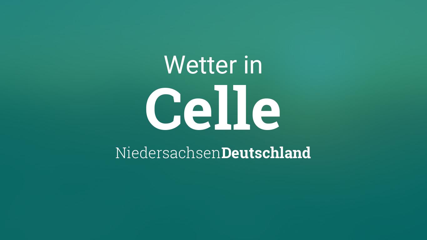 Wetter Celle