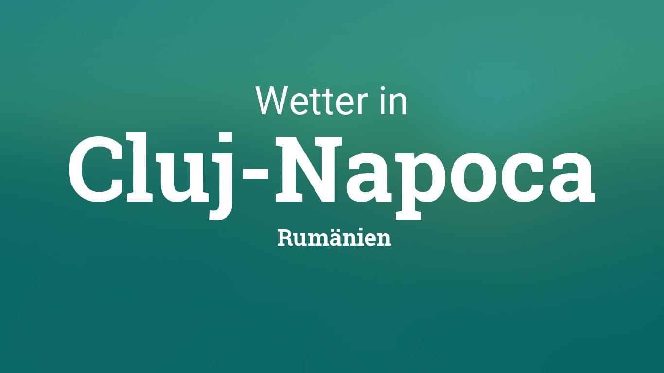 Wetter Cluj
