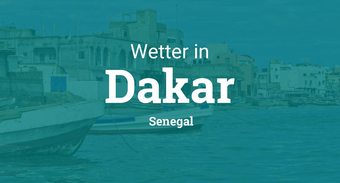 Wetter Senegal