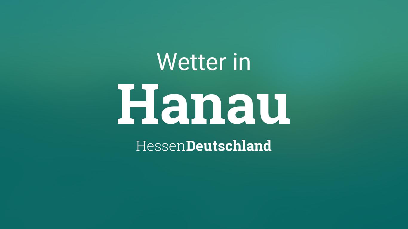 Wetter Morgen Hanau