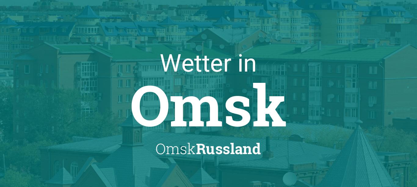 Omsk Wetter