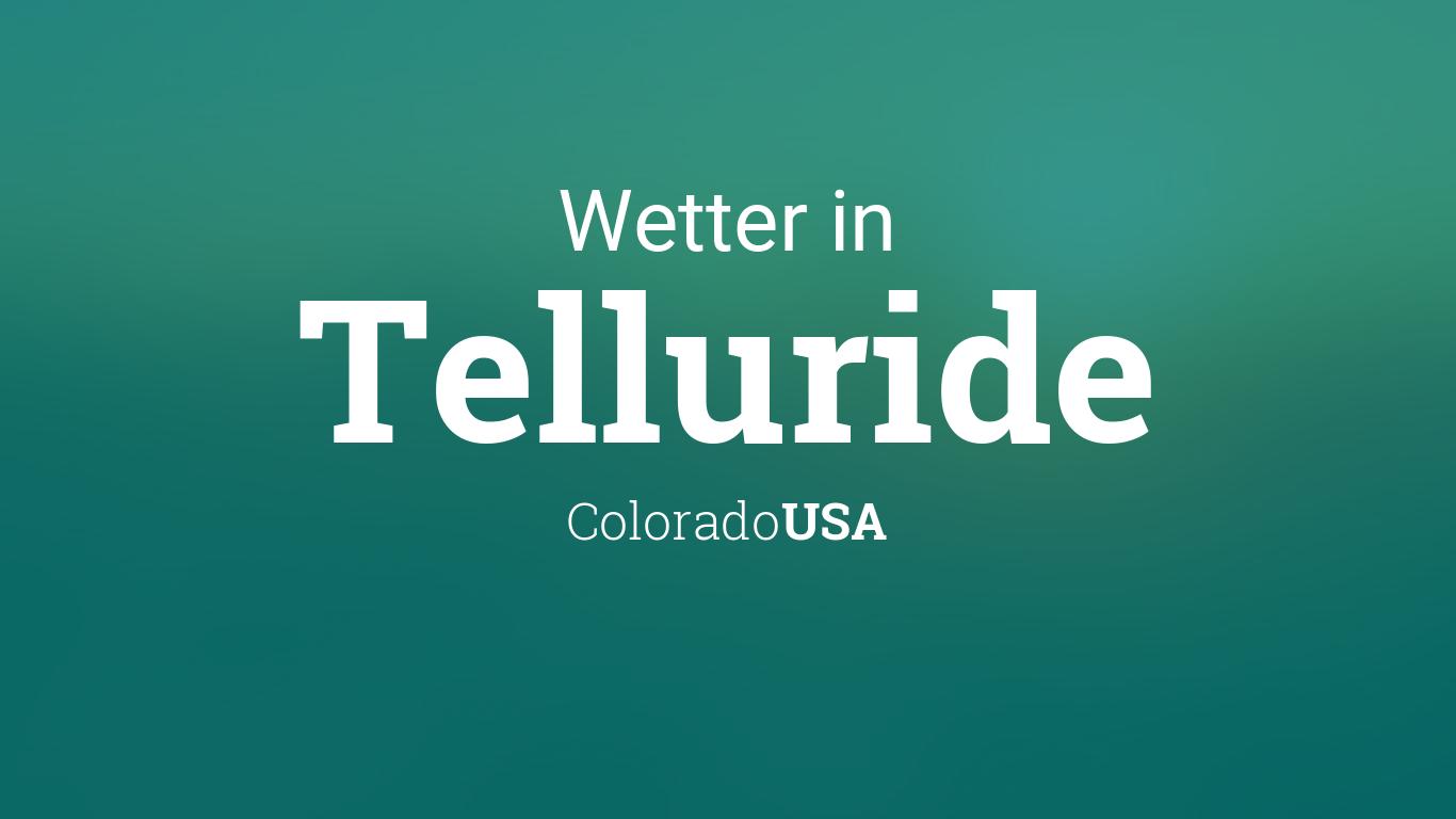 Wetter Colorado