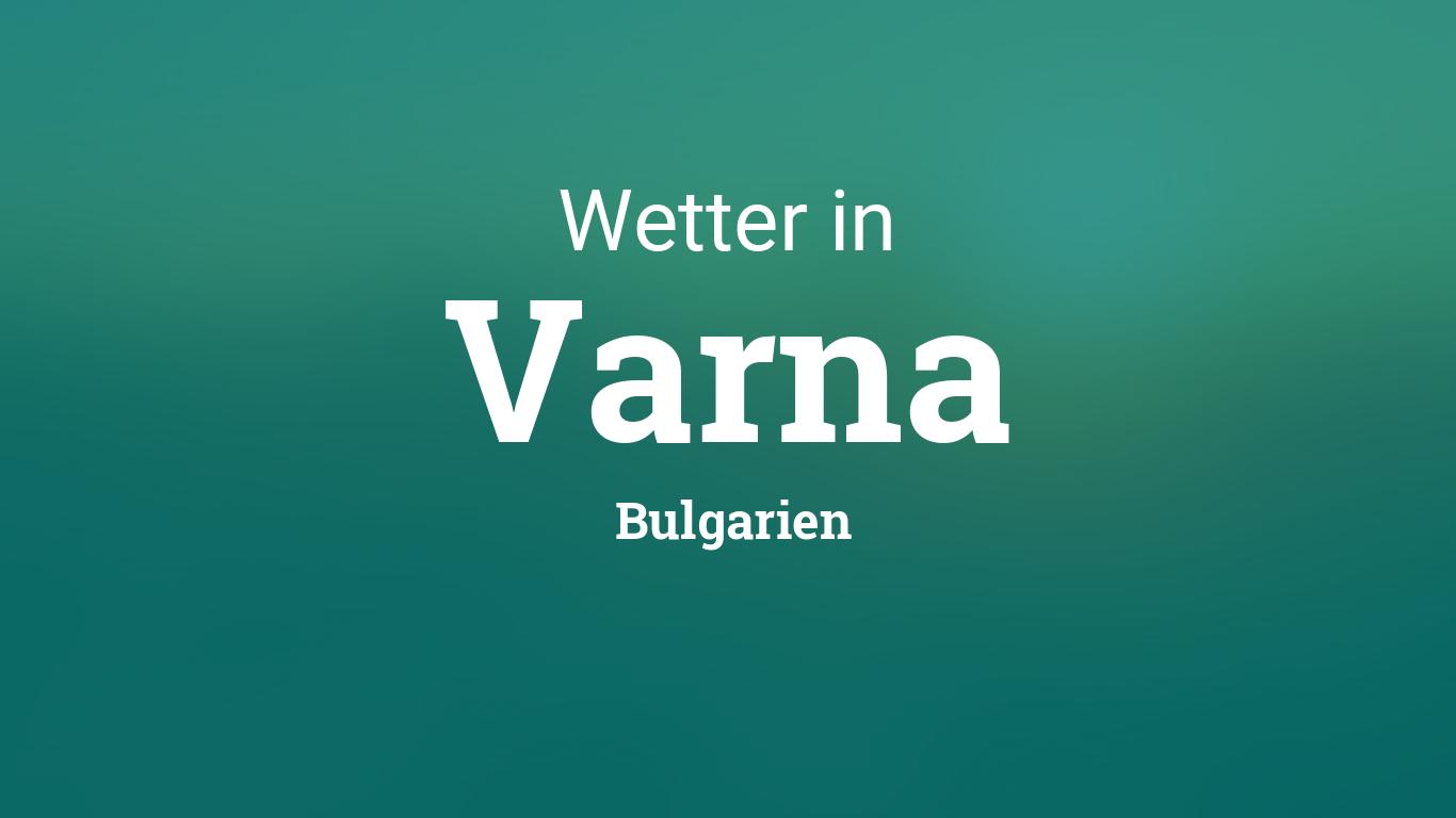Wetter In Varna