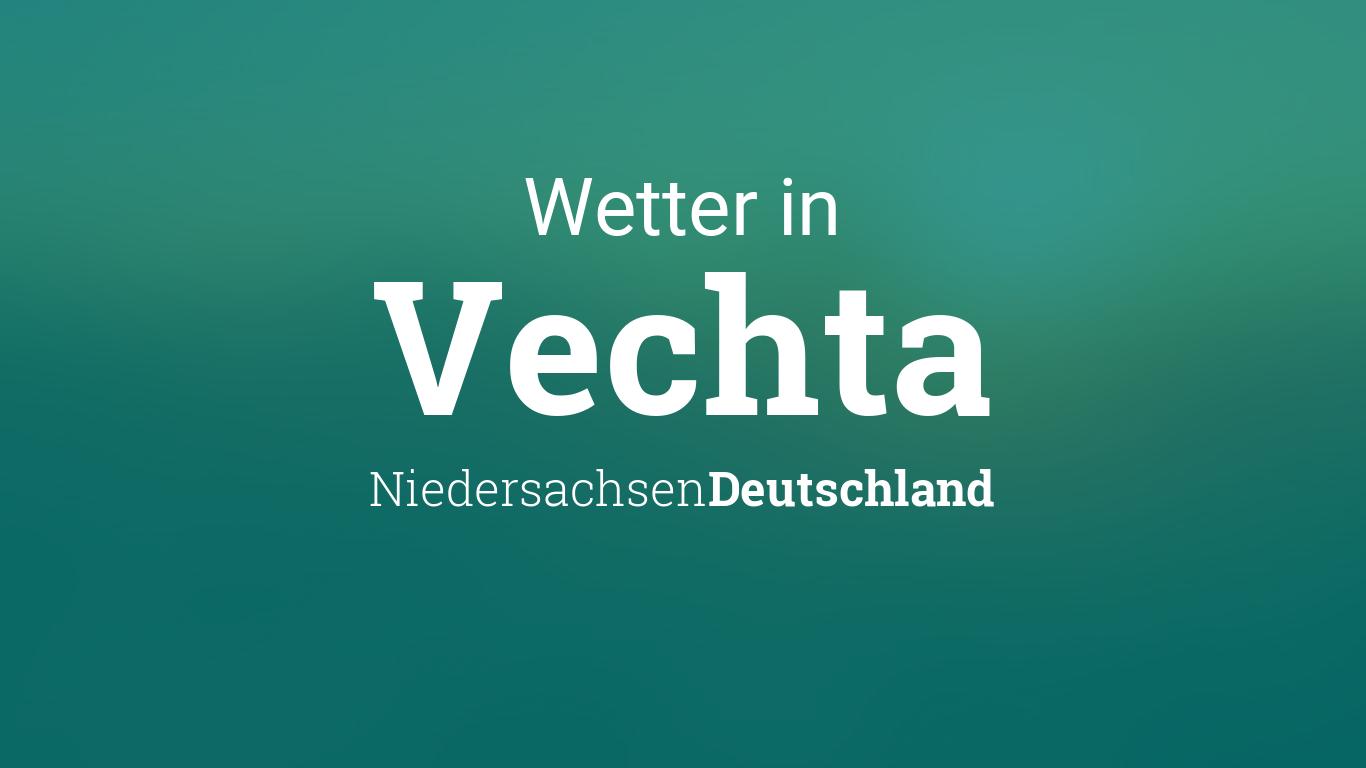 Wetter In Vechta