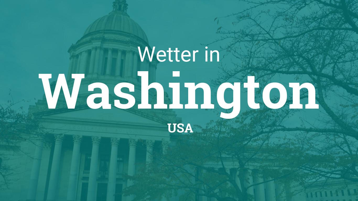 Wetter In Washington