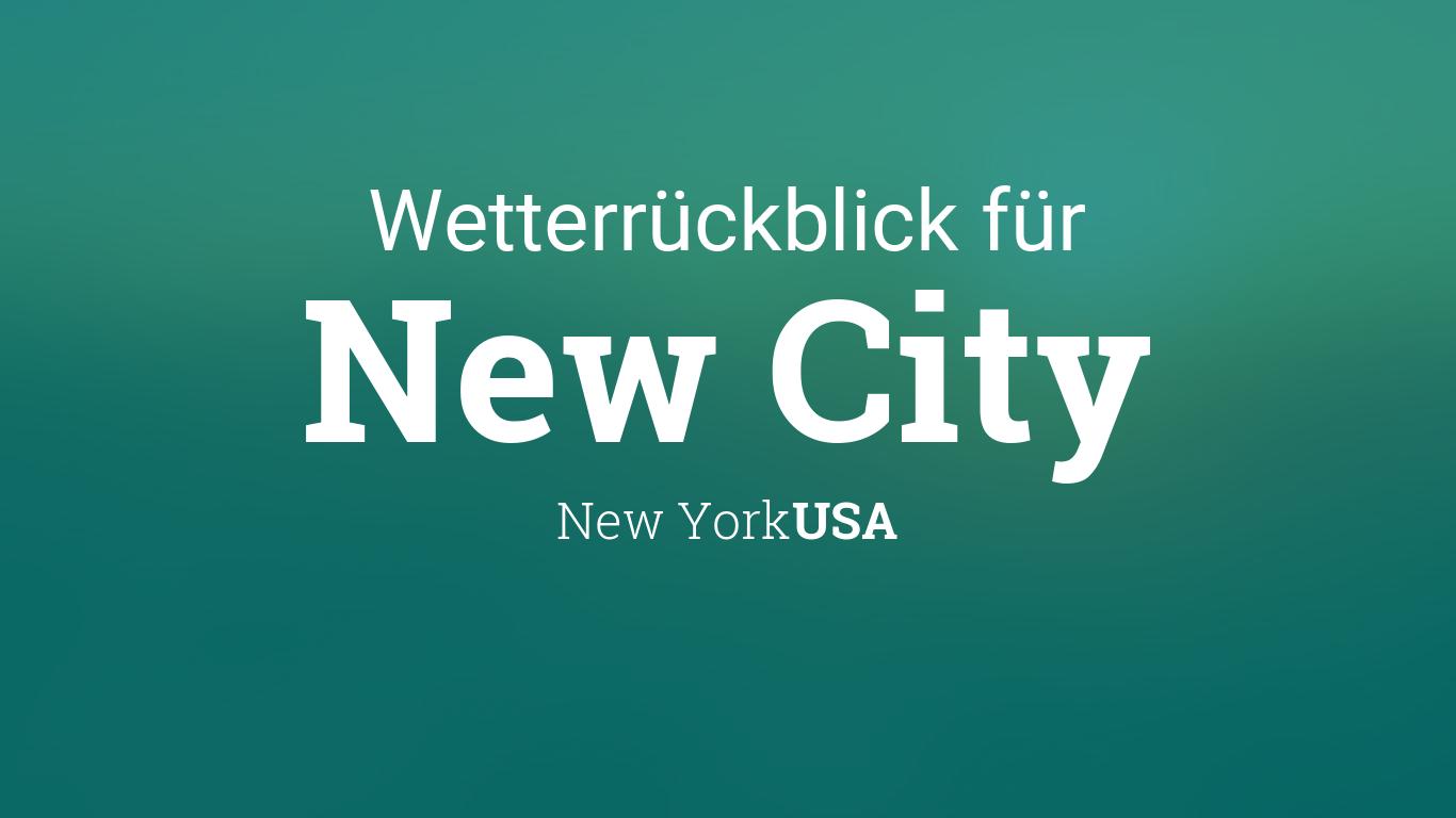 new york uhrzeit wetter
