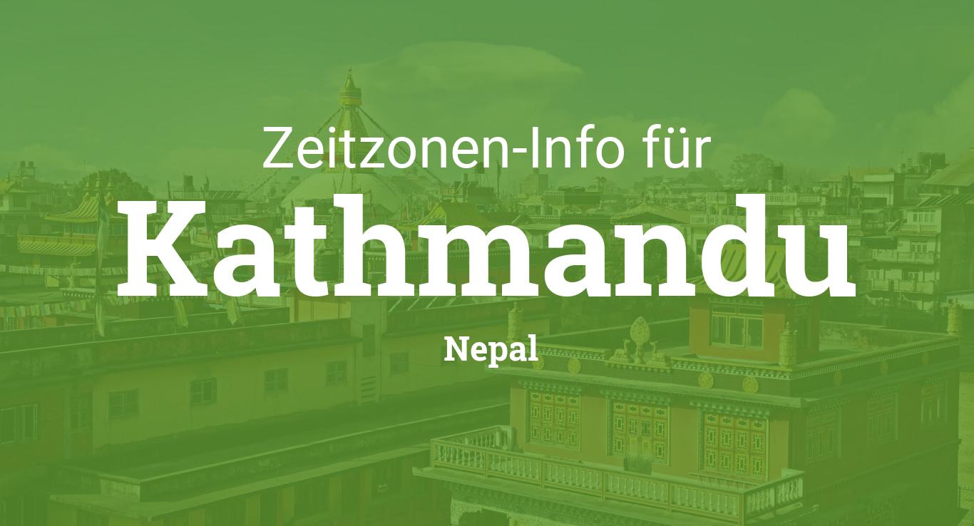 zeitzone kathmandu nepal bei sommer winterzeit. Black Bedroom Furniture Sets. Home Design Ideas