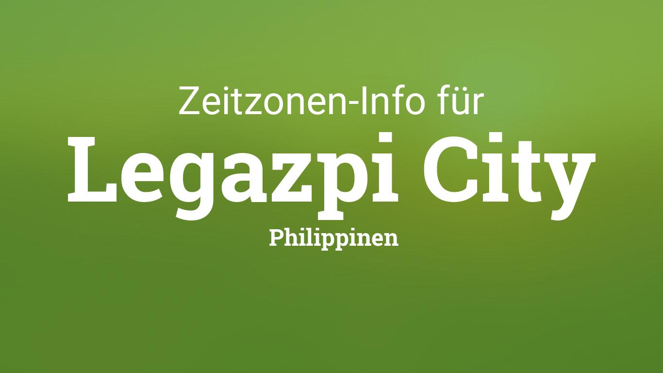 Zeitzone Philippinen