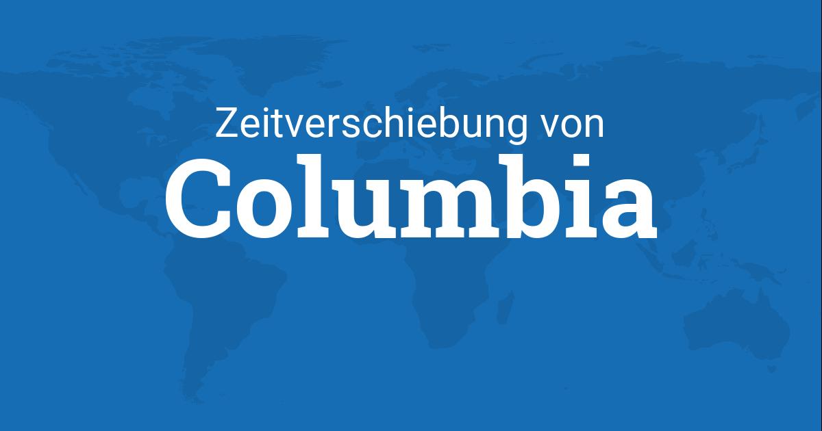 zeitverschiebung von columbia south carolina usa zu zeitzonen weltweit. Black Bedroom Furniture Sets. Home Design Ideas
